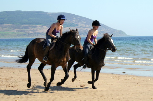 Cairnhouse Riding Centre, Blackwaterfoot, Isle of Arran