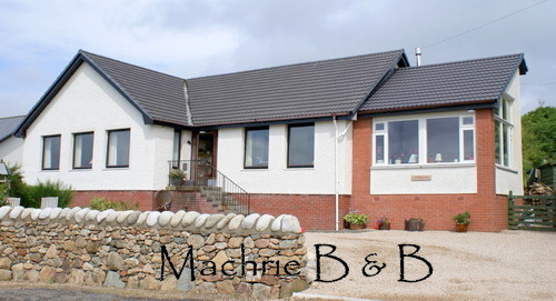 Machrie B&B, Isle of Arran